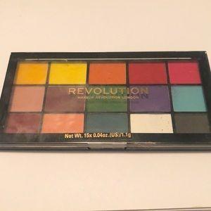 NWOT Makeup Revolution Palette
